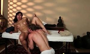 Teen massage gives stud happy ending 27