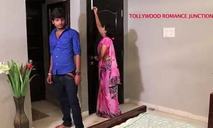 indian beautiful teacher heady to her partisan for romance.......telugu hot shortfilm