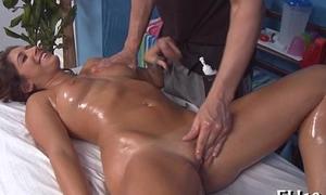 Rub-down porn clips