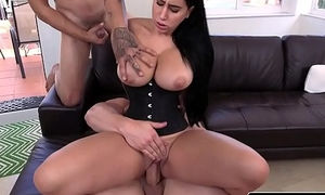 Big Bubble Butt Valerie Kay Getting A Double Dose Of Big Dicks