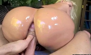 Anal Sex Tape With Big Oiled Messy Butt Girl (alena croft) movie-03