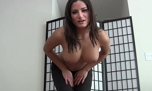 My ass just swallows these yoga pants JOI