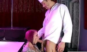 Hard Sex Action Approximately Floozy Heavy Tits Office Girl (anna bell peaks) video-06