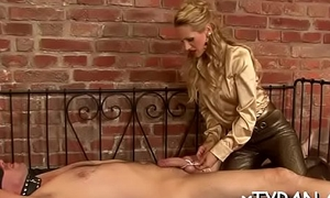 Sultry female-dom dominates defy