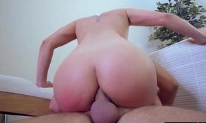 (Blanche Bradburry) Big Curvy Keister Woman Enjoy On Cam Deep Anal Sex video-10