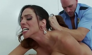 Broad in dramatize expunge beam Breast in unvarying - (Ariella Ferrera, Johnny Sins) - Dr ScienTITS I Suppose - Brazzers